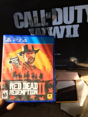 Red dead for Sale in North Randall, OH