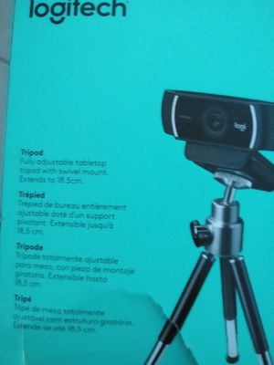Logitech 1080p HD webcam for Sale in Denver, CO