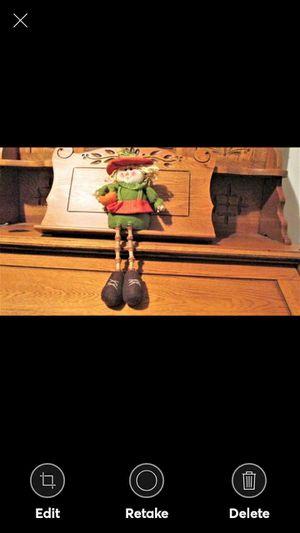 scarecrow shelf sitter for Sale in Lynchburg, VA