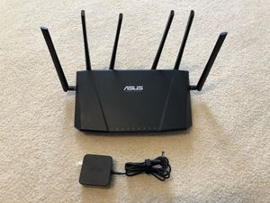 Asus AC3200 Tri-band Gigabit Router for Sale in Kernersville, NC