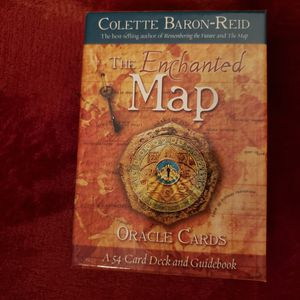 The enchanted map oracle deck for Sale in Killeen, TX