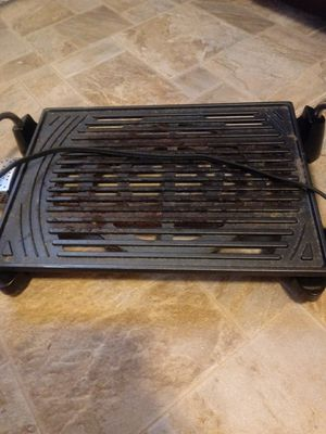 Electric Camping grill for Sale in Hurricane, WV