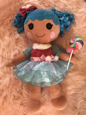 Lalaloopsy build a bear large doll for Sale in Penns Grove, NJ