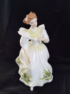 January by Royal Doulton HN 2697 for Sale in South Hill, WA
