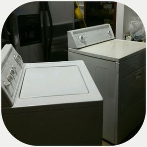 Washer, dryer, refrigerator for Sale in Villa Rica, GA