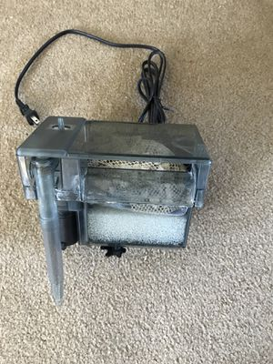 Fluval aquaclear fish tank aquarium filters for Sale in Tacoma, WA
