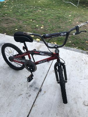 "20"" Boys bike for Sale in Wenatchee, WA"