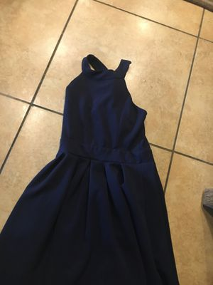 Dark blue dress for Sale in ELEVEN MILE, AZ