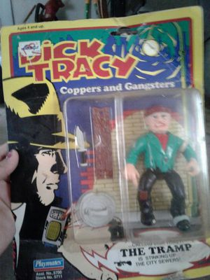 Dick tracy coppers and gangsters for Sale in Manteca, CA