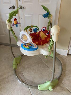 Infant seat, base, insert play mat, jumper, gate for Sale in Davie, FL