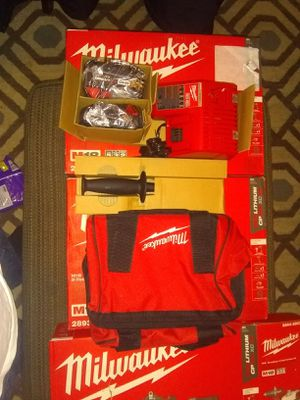 Milwaukee Hammer Drill/Impact Combo Kit for Sale in Adelphi, MD