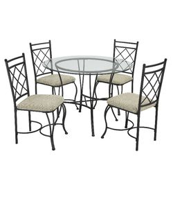 Glass Top Dining set for Sale in Raleigh,  NC