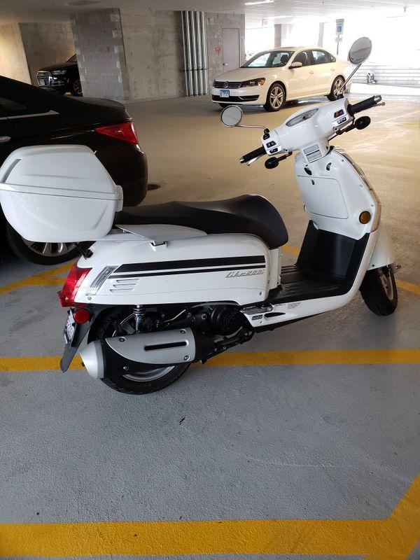 Scooter Kymco Like 200