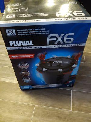 Fluval FX6 for Sale in Hammond, IN