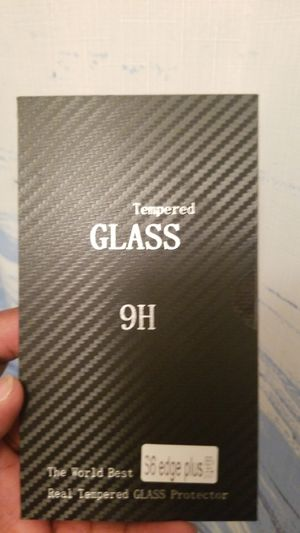 S6 Edge Plus Tempered Glass 9H for Sale in Tulare, CA