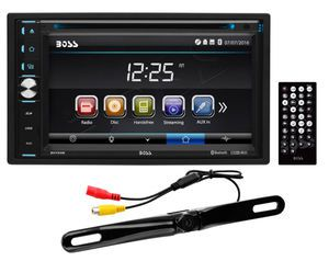 Boss double din radio with Bluetooth for $103 Brand new in the box with warranty