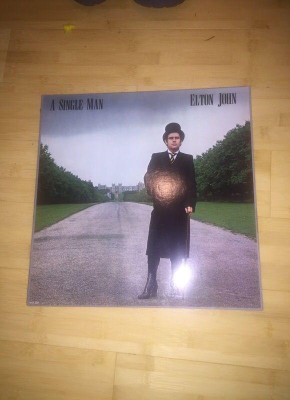 Elton john album- A Single Man