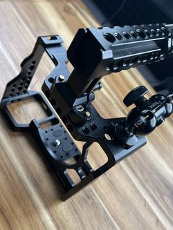 Small Rig Cage For Sony A7Riii for Sale in San Jose,  CA