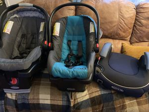 3 car seats for sale for Sale in Piedmont, CA
