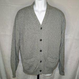Men's Grey Cardigan Size XL for Sale in Norcross, GA