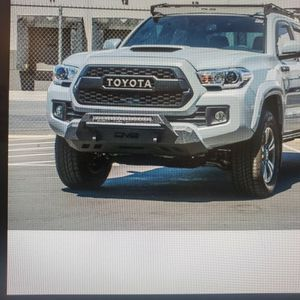 2016+ Toyota Tacoma Center Mount Winch Capable Front Bumper for Sale in Queens, NY