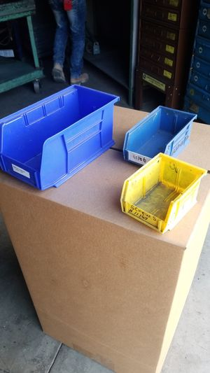 Organizers boxs or storage boxes for Sale in Riverside, CA