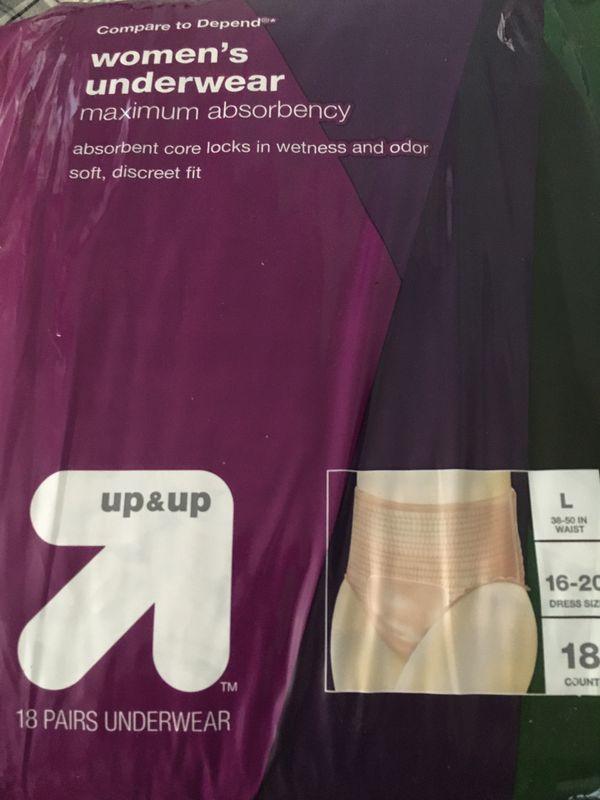 Up and up women underwear's