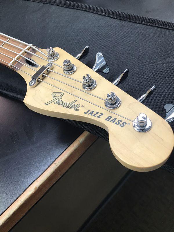 Fender brand new 5 string