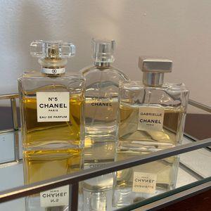 Chanel Perfume Set for Sale in Woodbridge Township, NJ