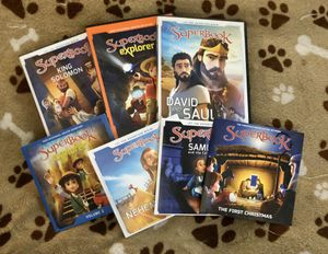 Kids - Superbook movies for Sale in Redlands, CA
