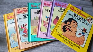 Lot of 6 Walt Disney Fun-to-Read Library Book Vol 1,5,6,7,9,12 Vintage Hardcover for Sale in Lutz, FL