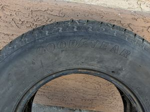 Good spare tire- 225-75R15 trade , cash or Barter for Sale in Queen Creek, AZ