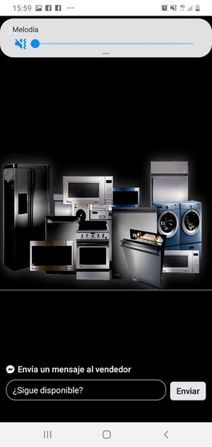 Dryer / Refrigerador /Rpr for Sale in Houston, TX