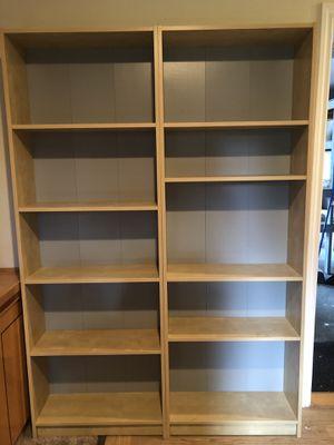 IKEA bookshelves for Sale in Everett, WA