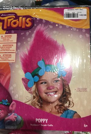 Trolls headbands for Sale in Sammamish, WA