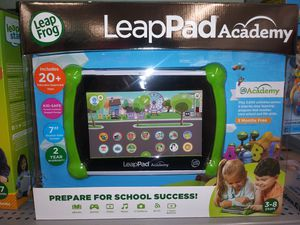 Brand new never opened leap frog leap pad Academy. Prepare for school success. From ages 3-8 for Sale in New Britain, CT