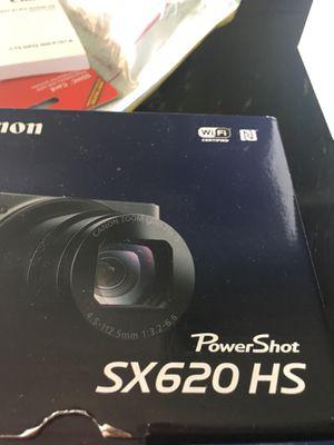 Canon power shot camera for Sale in North Tonawanda, NY