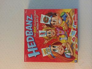 Hedbanz Card Game for Kids for Sale in Dallas, TX