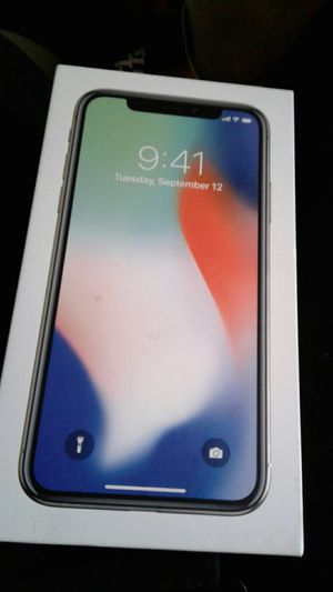 Iphone X 256 Gb for Sale in St. Louis, MO