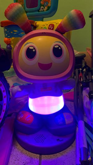 Fisher Price Dance & Move Light-up toy for Sale in Chicago, IL