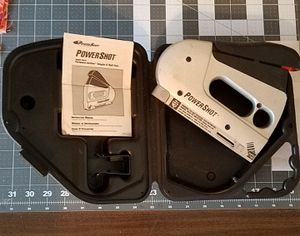 Powershot Stapler w/ Case for Sale in Georgetown, KY