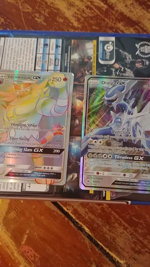 Hyper rare GX pokemon cards for Sale in Fort Worth, TX