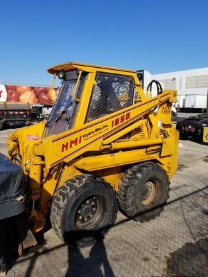 1998 HMI Skidsteer (lots of attachments) for Sale in Plainfield, IL