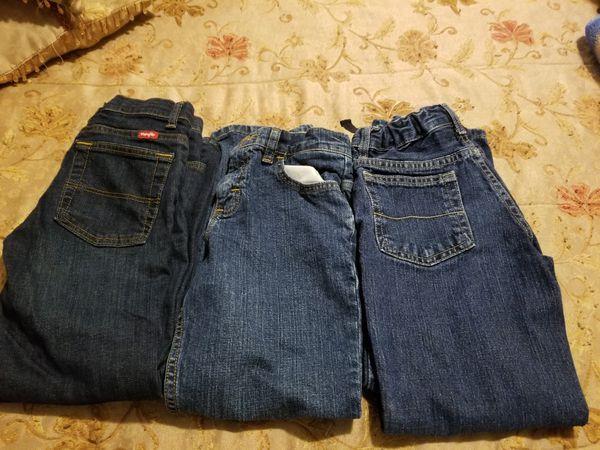 Boys jeans size 8 regular