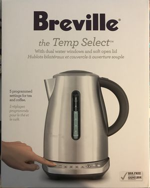 Brand new Breville - Temp select for Sale in Chicago, IL