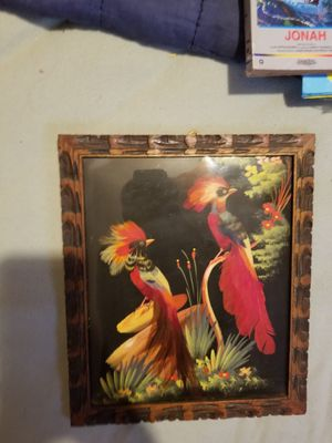Feather pictures x2 for Sale in Buffalo, NY