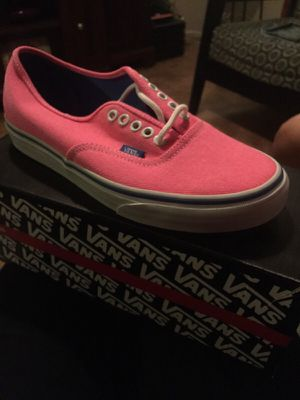 Women vans size 9 for Sale in New York, NY