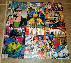 14 Wolverine Comic Lot for Sale in Houston, TX