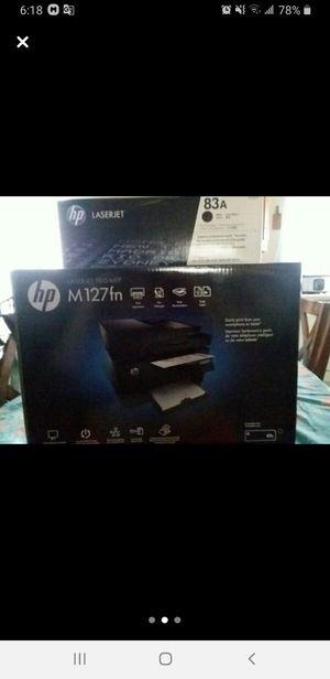 HP laserjet m127 for Sale in PA, US