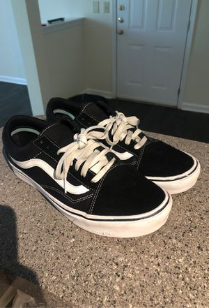Size 10 vans $25 will meet for Sale in Kennesaw, GA